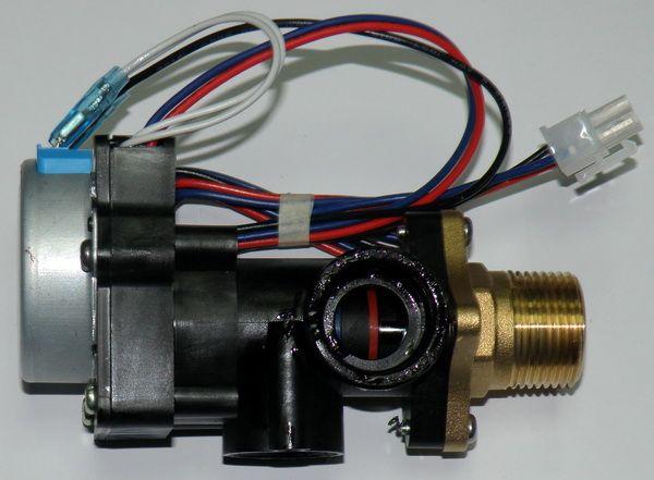 Ремонт трехходового клапана газового котла своими руками